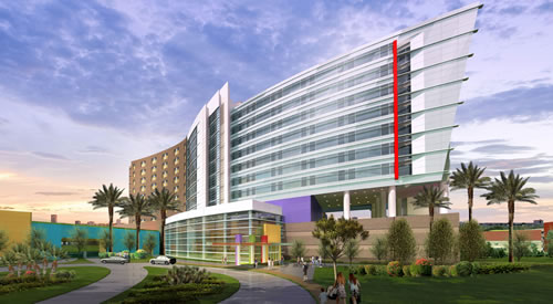 New Phoenix Children's Hospital